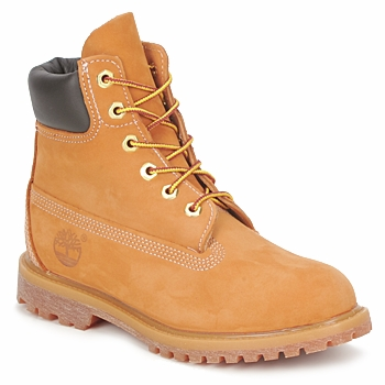 Chaussures Femme Boots Timberland 6 IN PREMIUM BOOT Beige