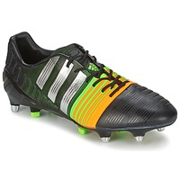 Chaussures Homme Football adidas Performance NITROCHARGE 1.0 SG Noir / Jaune