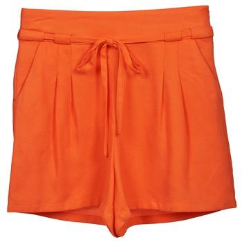 Vêtements Femme Shorts / Bermudas Naf Naf KUIPI Orange