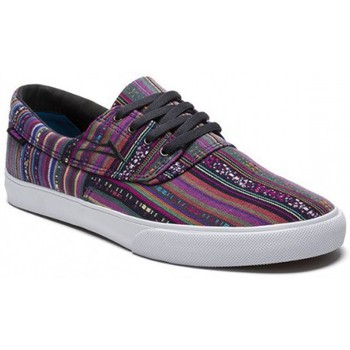 Chaussures Homme Chaussures de Skate Lakai Camby tour smu pattern textile Violet