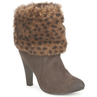 Chaussures Femme Bottines StylistClick JOYCE Marron