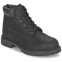 Chaussures Enfant Boots Timberland 6 IN CLASSIC Noir