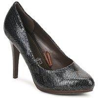 Chaussures Femme Escarpins StylistClick PALOMA Noir python