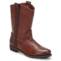 Chaussures Homme Boots Blackstone BOLOGNA HORSES Marron