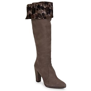 Chaussures Femme Bottes ville Stuart Weitzman ZOOKEEPER STONE