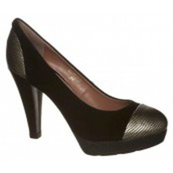 Chaussures Femme Escarpins Ilario Ferucci Escarpins Djessie Noir Noir