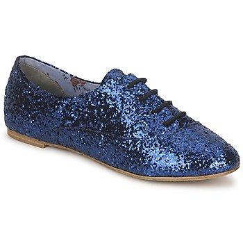 Chaussures Femme Richelieu StylistClick NATALIE Bleu