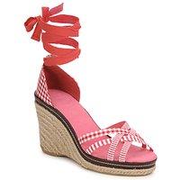Chaussures Femme Sandales et Nu-pieds StylistClick ANGELA Rouge