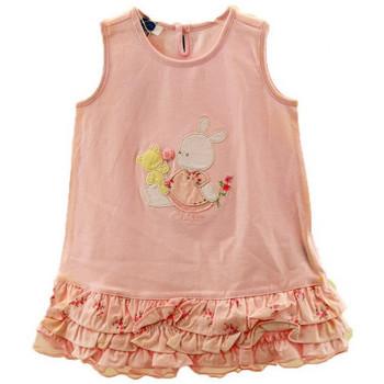 Vêtements Fille Débardeurs / T-shirts sans manche Chicco Robe Nouveaux-nés