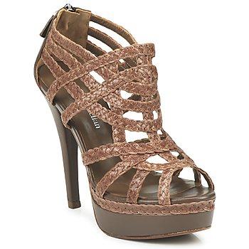 Chaussures Femme Sandales et Nu-pieds Stéphane Kelian LOULOU ARGILE