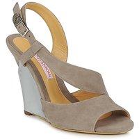 Chaussures Femme Sandales et Nu-pieds Charles Jourdan PALOMA Vison