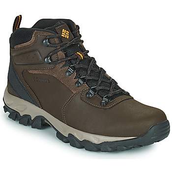Chaussures Homme Randonnée Columbia NEWTON RIDGE PLUS II WATERPROOF Marron