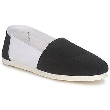 Chaussures Slip ons Art of Soule 2.0 Noir / Blanc