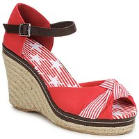 Chaussures Femme Sandales et Nu-pieds StylistClick PATTY Rouge