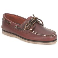 Chaussures Homme Chaussures bateau Timberland CLASSIC 2 EYE Marron