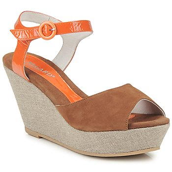 Chaussures Femme Sandales et Nu-pieds Regard RAFATI Camel