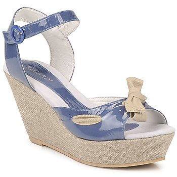 Chaussures Femme Sandales et Nu-pieds Regard RAGE Bleu