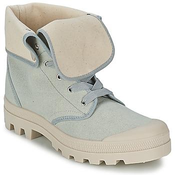 Chaussures Femme Baskets montantes Casual Attitude BOPESSA Gris