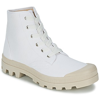 Chaussures Homme Baskets montantes Casual Attitude MADIMA Blanc