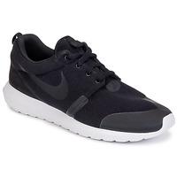 Chaussures Homme Baskets basses Nike ROSHE ONE FLEECE Noir