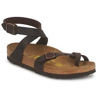Chaussures Femme Sandales et Nu-pieds Birkenstock YARA PREMIUM Marron