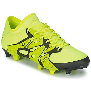 Chaussures Homme Football adidas Performance X 15.1 FG/AG Jaune