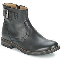 Chaussures Fille Boots Shwik WACO BASE Noir