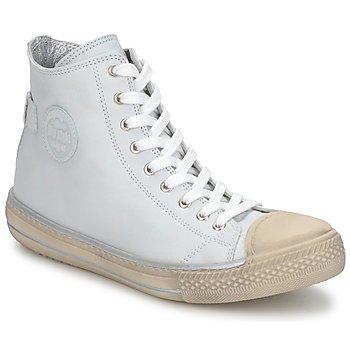 Chaussures Enfant Baskets montantes Hip LOUGO Crème