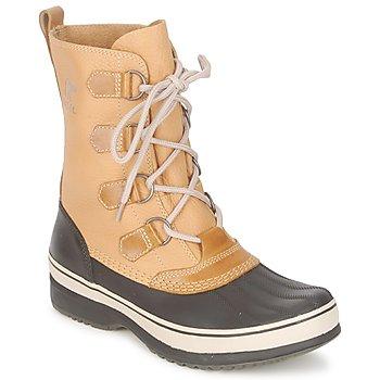 Chaussures Homme Bottes de neige Sorel KITCHENER CARIBOU CURRY STONE
