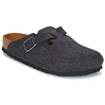 Chaussures Sabots Birkenstock BOSTON Gris