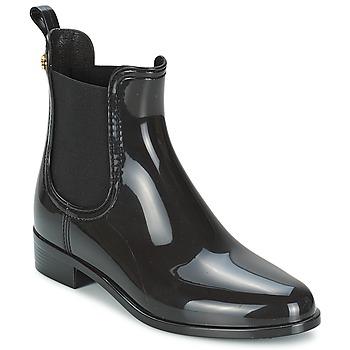Chaussures Femme Bottes de pluie Lemon Jelly COMFY Noir
