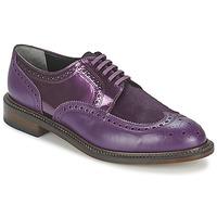 Chaussures Femme Derbies Robert Clergerie ROEL Violet