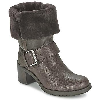 Chaussures Femme Boots Clarks PILICO PLACE Marron