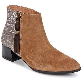 Chaussures Femme Boots Lollipops VOILA BOOTS 1 Beige
