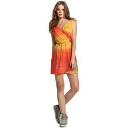 Vêtements Femme Robes courtes Salsa Robe  Oura orange 112171 Noir