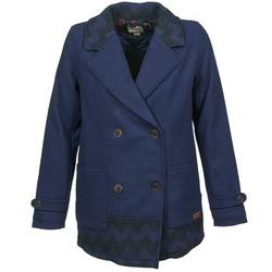 Vêtements Femme Manteaux Roxy MOONLIGHT JACKET Marine / Noir