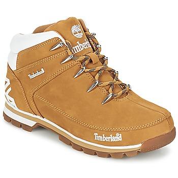 Chaussures Homme Boots Timberland EURO SPRINT HIKER Blé Nubuck