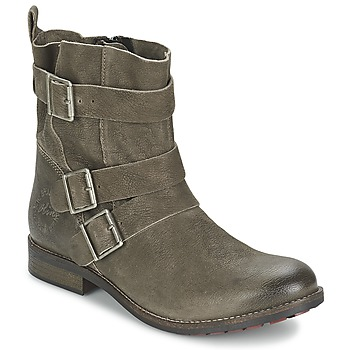 Chaussures Femme Boots S.Oliver BEXUNE Marron