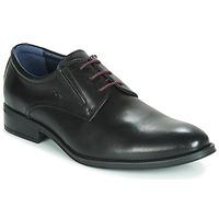 Chaussures Homme Derbies Fluchos HERACLES Noir