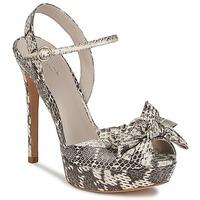 Chaussures Femme Sandales et Nu-pieds Bourne MOLLIE Gris