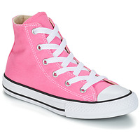 Chaussures Fille Baskets montantes Converse CHUCK TAYLOR ALL STAR CORE HI Rose