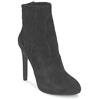 Chaussures Femme Bottines Ash BOO Noir