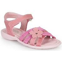 Chaussures Fille Sandales et Nu-pieds Citrouille et Compagnie HERTUNE Fuchsia