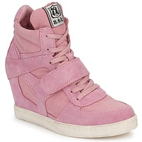 Chaussures Femme Baskets montantes Ash COOL Rose