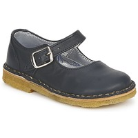 Chaussures Fille Ballerines / babies Pinocchio LIANIGHT Marine