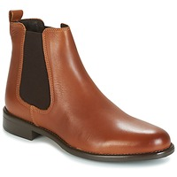 Chaussures Femme Boots Betty London NORA Camel