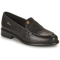 Chaussures Femme Mocassins Betty London MAGLIT Noir