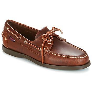 Chaussures Homme Chaussures bateau Sebago DOCKSIDES Marron