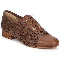 Chaussures Femme Derbies Moschino Cheap & CHIC PEONIA Marron