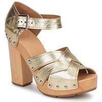 Chaussures Femme Sandales et Nu-pieds Marc by Marc Jacobs VENTA Or